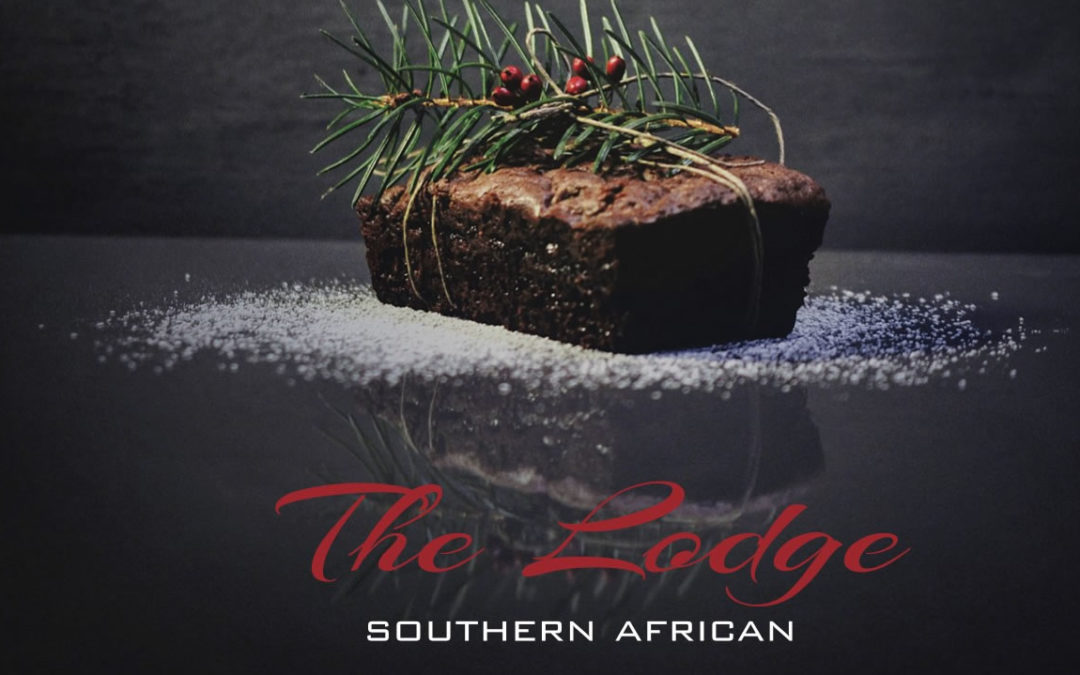 The Lodge Christmas Lunch Menu 2019